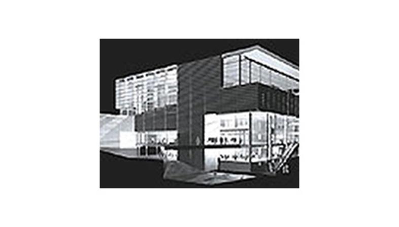 Patkau Architects<br> Public library in Newton, Canada