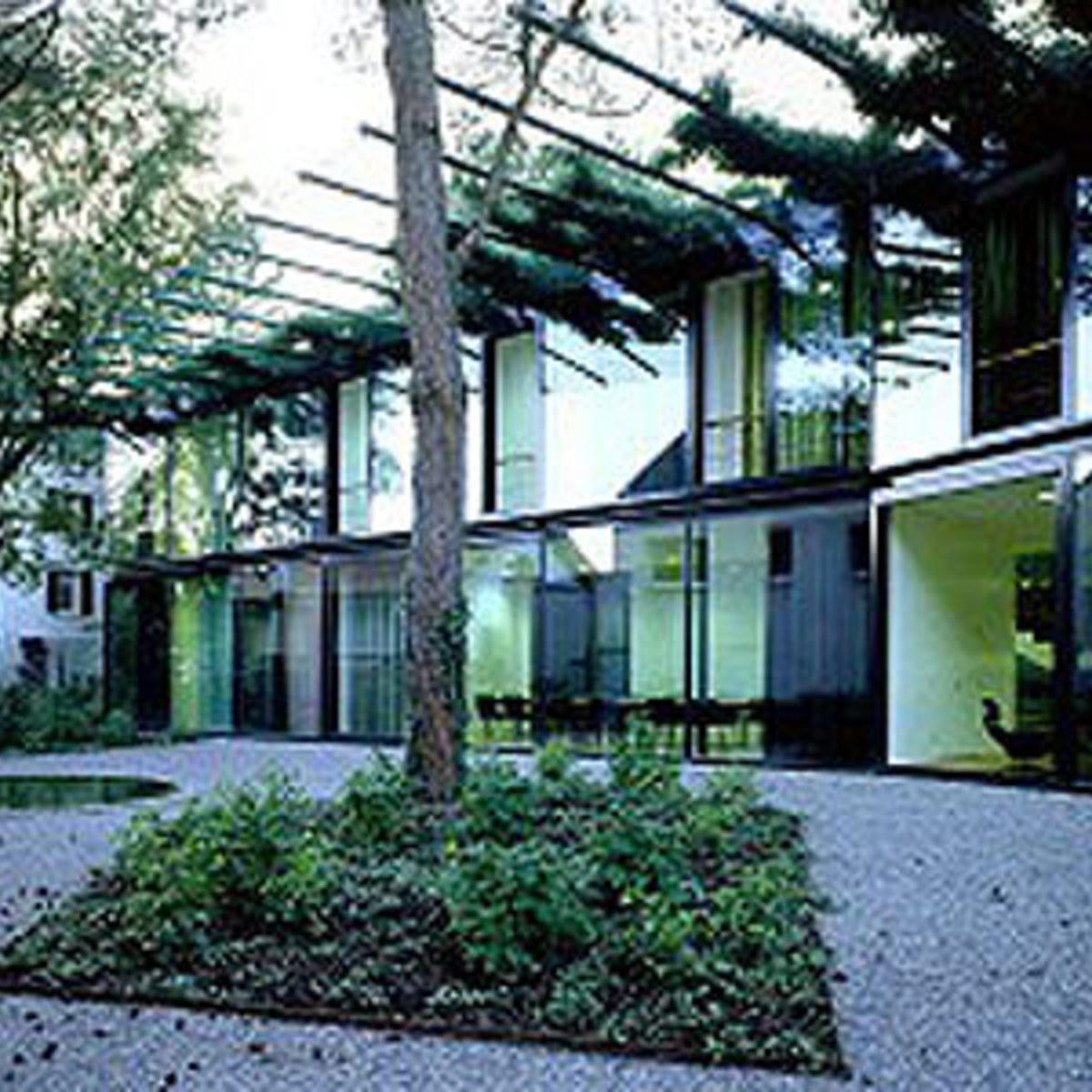 Herzog Amp De Meuron Marketing Building For Ricola Laufen