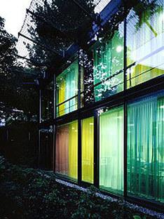 Herzog & De Meuron<br> Marketing Building for Ricola, Laufen, 1997-1999