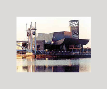 Michael Wilford: Lowry Centre, Salford, Great Britain, 2002