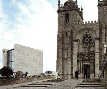 Memorial Tower<br>Porto, 1998 - 2002