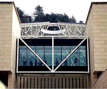 Mario Botta, Rovereto Museum of Modern Art - 2002