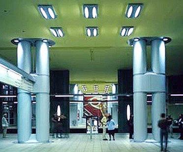 Massimo Iosa Ghini<br> Hanover Station