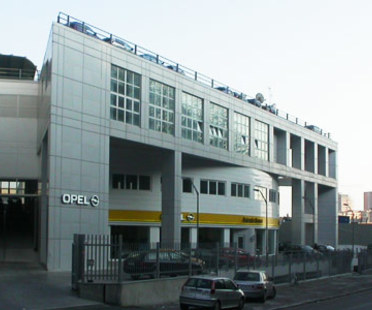Opel dealership