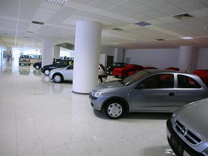 Opel dealership