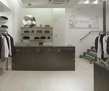 Gaudì Showroom