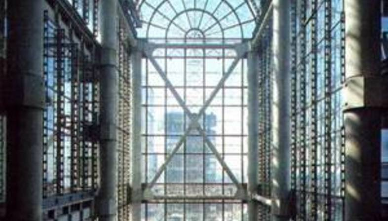 Lloyd's building, London
