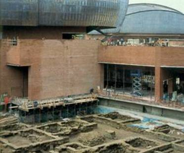 Rome Auditorium, Renzo Piano.