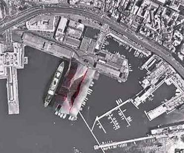 Parodi Quay, Genoa, 2001