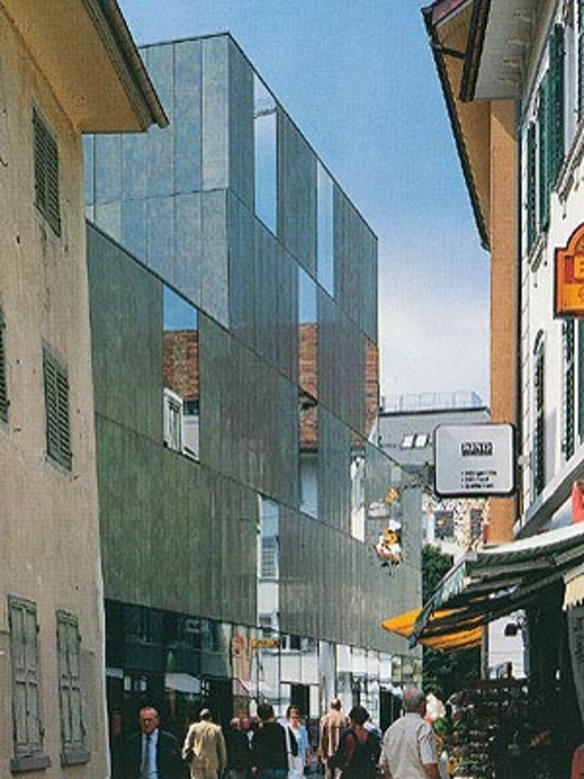 Migros Shopping Center, Lucerne, Switzerland