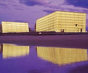 Kursaal Auditorium and Convention Centre, Spain