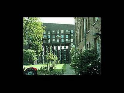 Hans Kollhoff, Knsm-Eiland building, Amsterdam