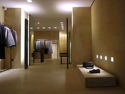 Claudio Silvestrin Designs Giorgio Armani Stores