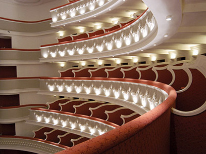 New Politeama Theatre, Catanzaro<br>Paolo Portoghesi