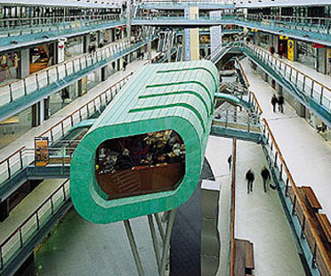 Amsterdam, Villa Arena:<br>il nuovo ristorante del centro commerciale del mobile
