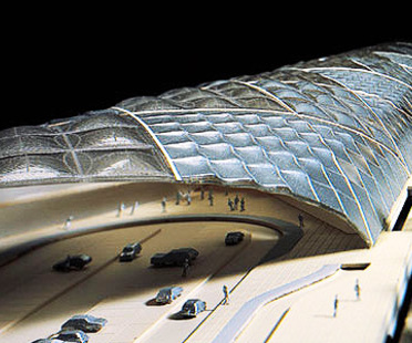 Norman Foster and Arup <br>Florence High-Speed Train Station