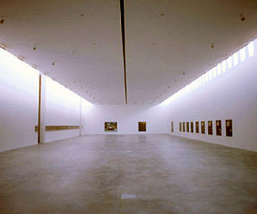 Claudio Silvestrin<br> Contemporary art centre