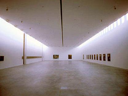 Claudio Silvestrin<br> Contemporary art centre