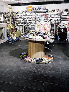 Sky Bop and Diesel Stores, Riccione