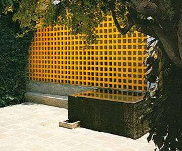 Luis Barragán, Tlalpan Chapel, Mexico City
