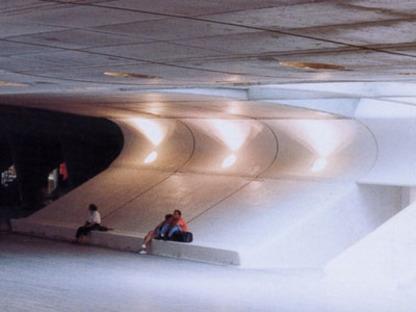 Santiago Calatrava: East Station, Lisbon