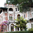 Luigi Ferrari<br> Renovation of art nouveau villa in Roè Volciano