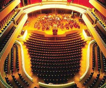 Sibelius Concert Hall<br> Lathi<br> Studio Artto
