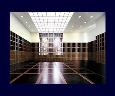 Oswald Mathias Ungers Wallraf-Richartz-Museum, Cologne, Germany