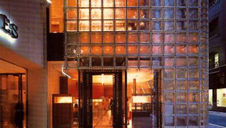 Renzo Piano: Maison Hermés