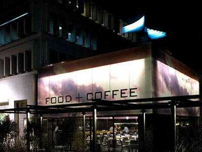 Food + Coffee. ISV. Athens. 2004