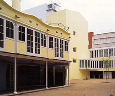 Renovation and restoration of Metropol theatre<br>Tarragona<br>1992-1995. Josep Llin&agrave;s