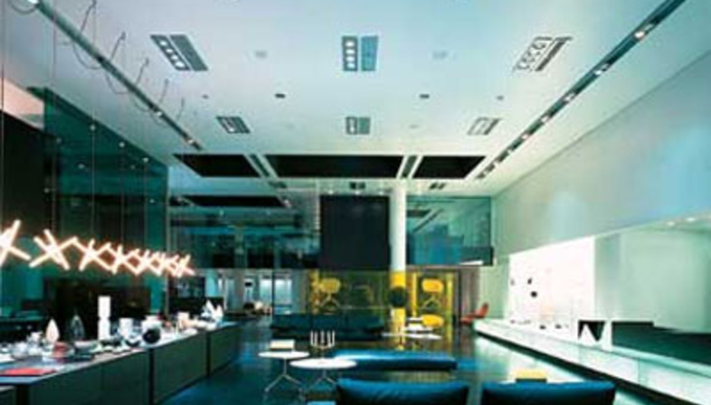 B&B Italia Store Milan Antonio Citterio & Partners 2004 | Floornature