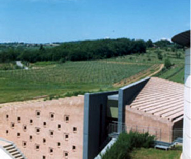Coltibuono Winery. Monti in Chianti (Siena)Sartogo and Grenon. 1999