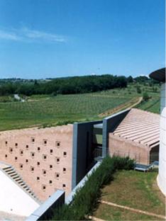 Coltibuono Winery. Monti in Chianti (Siena)Sartogo and Grenon. 1999