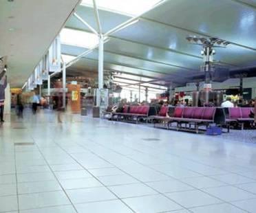 Terminal 1 - Heathrow Airport