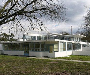 Zonnestraal Sanatorium, Johannes Duiker and Bernard Bijvoet