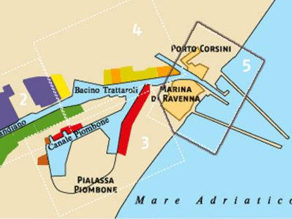 Ravenna Wharf,<br> Antonio Citterio