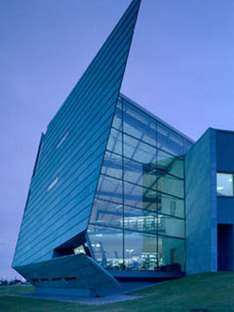 Murray O Laoire Architects, GMIT (Mayo Institute of Technology).  Galway, 2003