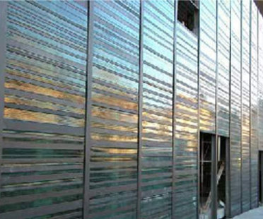 Turin. Porta Palazzo. Clothing market. Massimiliano Fuksas. 2004