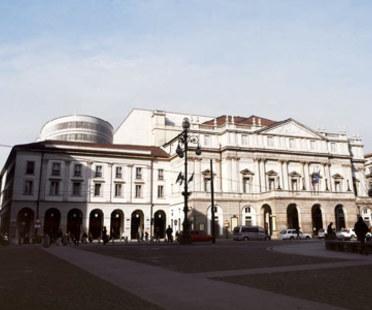 Restoration and renovation of Teatro alla Scala