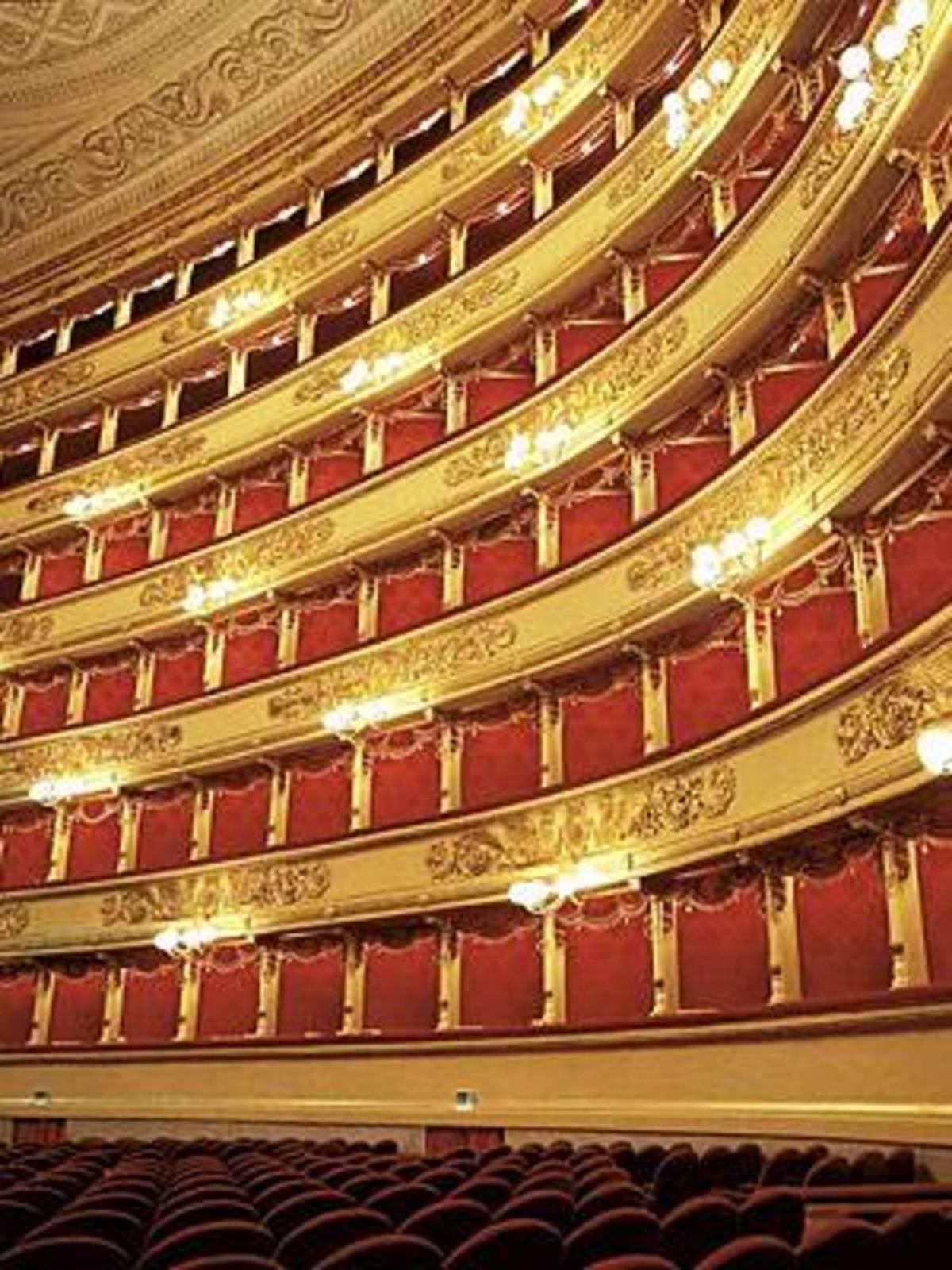 Restoration And Renovation Of Teatro Alla Scala Floornature