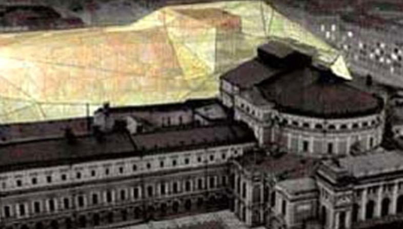Dominique Perrault<br> Expansion of Mariinskiy Theatre <br>St. Petersburg