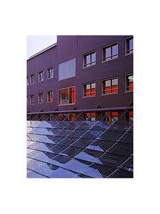 Mario Cucinella<br> Bergognone 53 Complex.<br> Milan, 2004