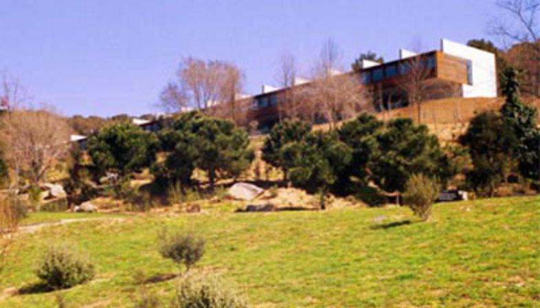 Institute of the Botanical Garden of Barcelona, Carlos Ferrater