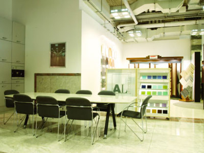 Iris Ceramica and Iris Fabbrica Marmi e Graniti Showroom in Berlin