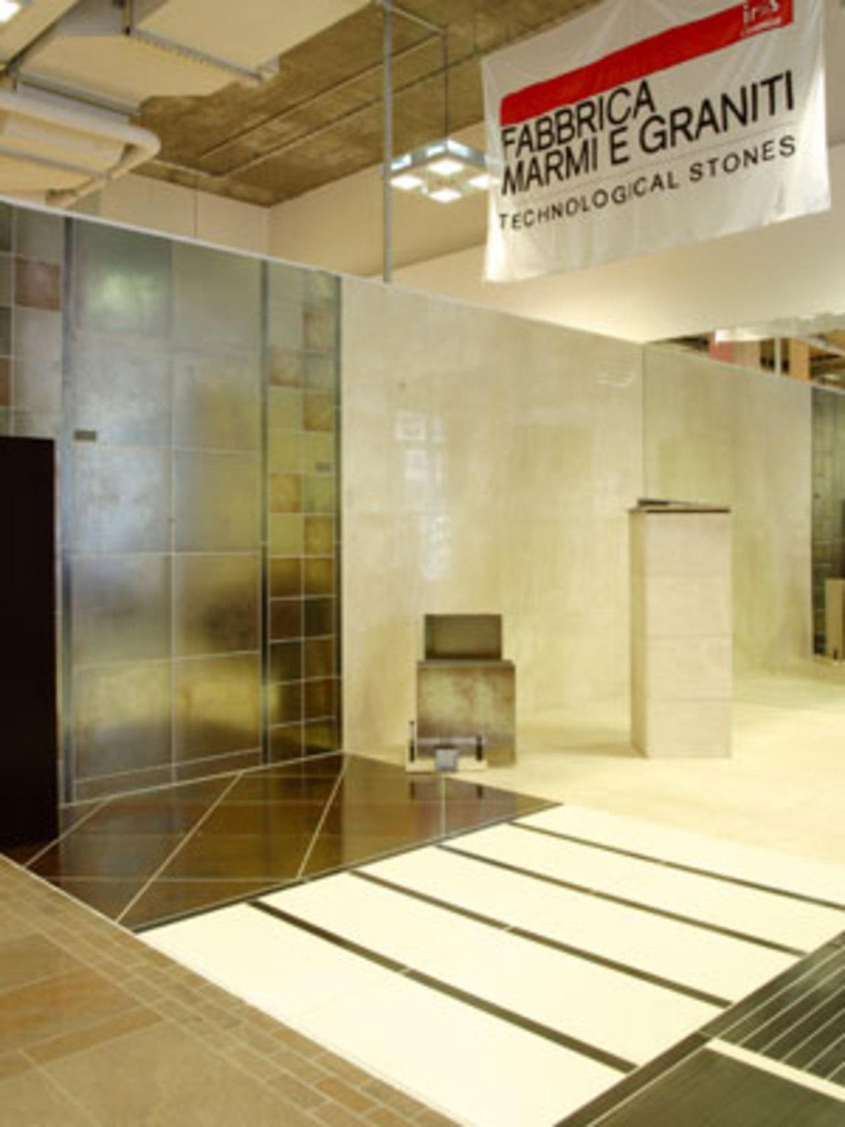 Iris Ceramica and Iris Fabbrica Marmi e Graniti Showroom in Berlin