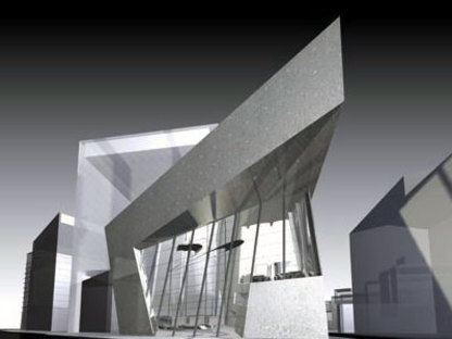 Zaha Hadid, The Architecture Foundation. London, 2005