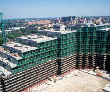SNAM Fifth Office Block, Gabetti and Isola