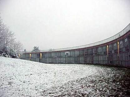 Olivetti Residential Centre in Ivrea, Gabetti e Isola