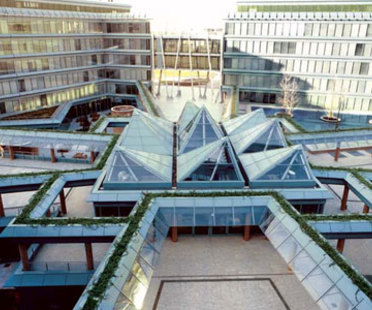 IBM Italia Headquarters, Isolarchitetti